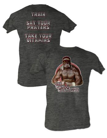 Hulk Hogan  - 1988 World Champion T-Shirt