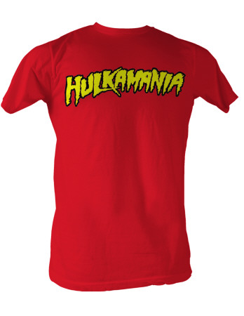 Hulk Hogan  - Hulkamania T-Shirt