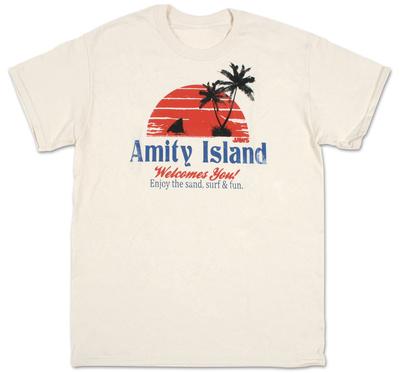 Jaws  - Amity Island Shirts