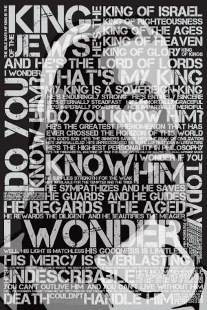 That's My King Plakat