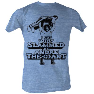 Andre the Giant  - Slammed Shirts