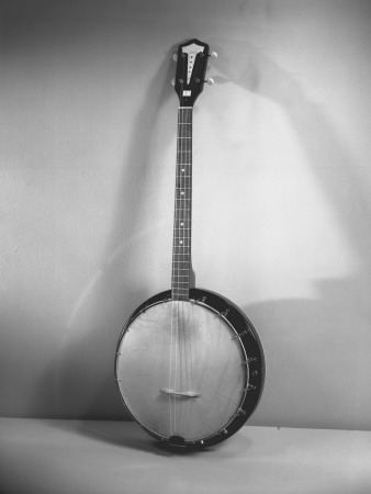 Banjo Photographic Print by George Marks