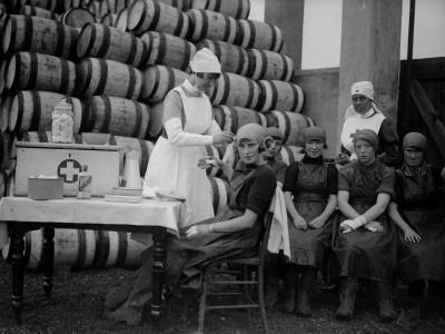 Medical Aid Photographic Print