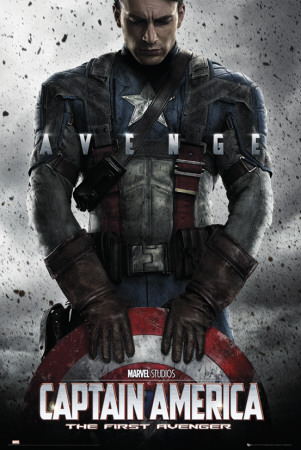 Captain America - Teaser Poster