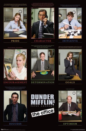 The Office - Success Grid Affiche