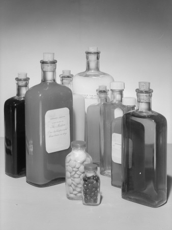 Medicines and Pills Photographic Print by Chaloner Woods
