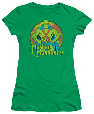 Juniors: DC-Martian Manhunter T-shirts