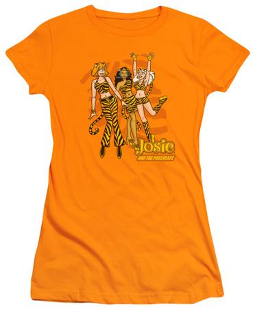 Juniors: Archie Comics-Tiger Stripes T-Shirt