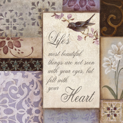 Lavender Inspiration II Posters