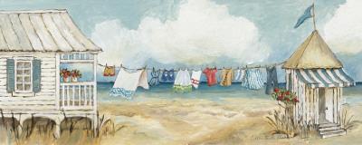 Fresh Laundry I Posters av Charlene Winter Olson