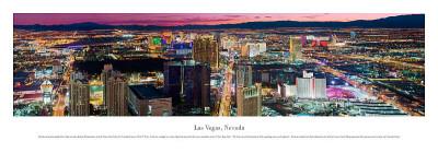 Las Vegas, Nevada Prints by James Blakeway