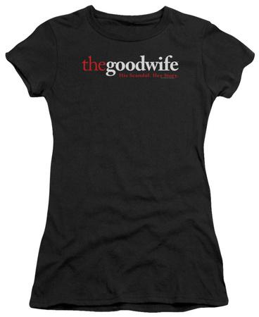 Juniors: The Good Wife-Logo Shirts