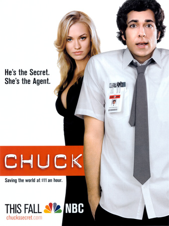 Chuck (TV) Poster