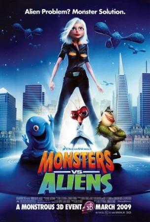 Monsters vs. Aliens Photo