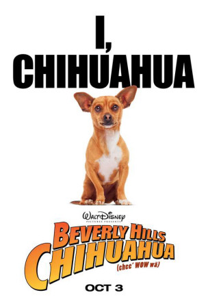 Beverly Hills Chihuahua Posters