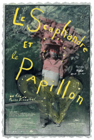 The Diving Bell and the Butterfly - French Style Prints