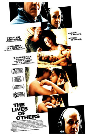 The Lives of Others Posters