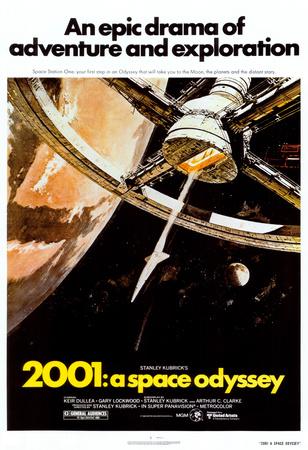 "2001: Ett rymdäventyr, ""2001: A Space Odyssey"" (1968) Posters"