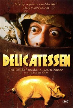Delicatessen - Danish Style Posters