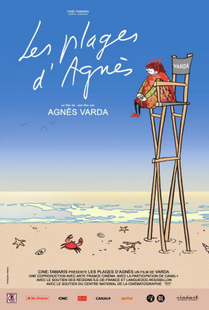 The Beaches of Agnes - Netherlands Style Poster