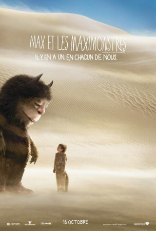 Where the Wild Things Are - French Style Posters