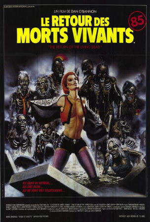 The Return of the Living Dead Prints