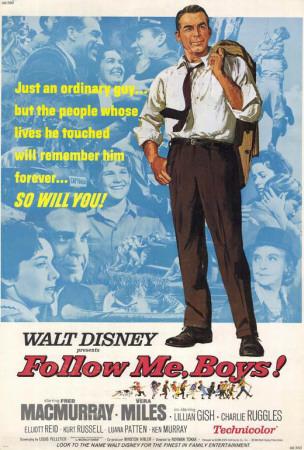 Follow Me Boys Posters