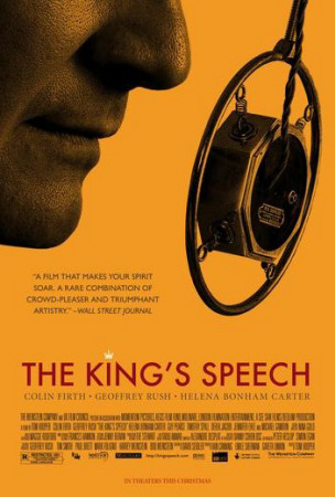 The King's Speech Plakát