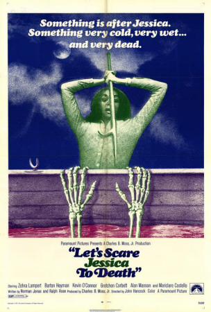 Let's Scare Jessica to Death Posters