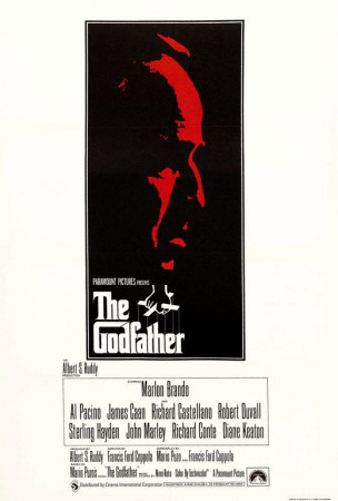 The Godfather - UK Style Print