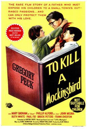 To Kill a Mockingbird Affischer