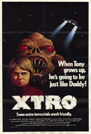 Xtro Posters