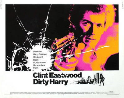 Dirty Harry -  Style Posters