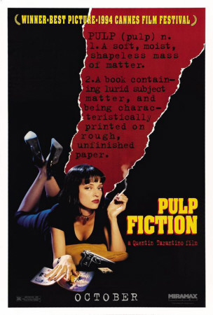 Pulp fiction poster su allposters it