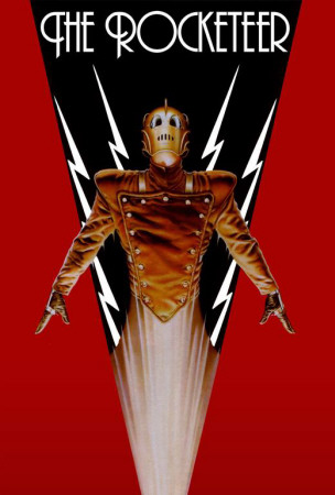 The Rocketeer Photo