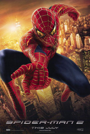 Spider-Man 2 Posters