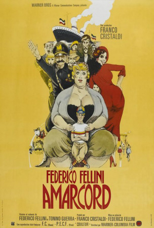 Amarcord - French Style Posters