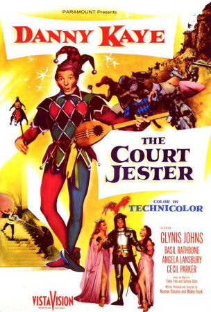 The Court Jester Print