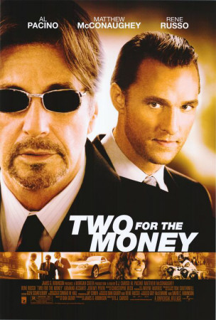 Two for the Money Posters