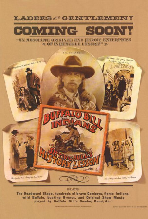 Buffalo Bill & the Indians Print