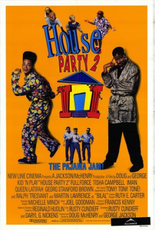 House Party 2: The Pajama Jam Posters
