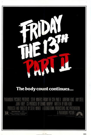 Friday the 13th Part 2 Print