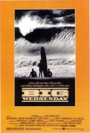 Big Wednesday Posters