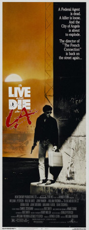 To Live and Die in LA Prints