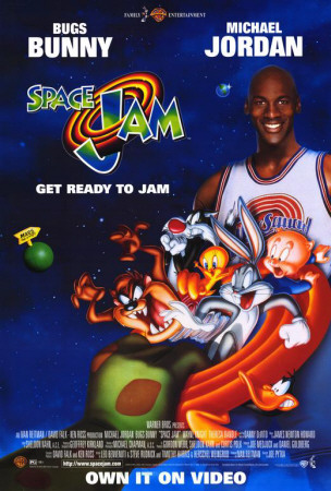 Space Jam Affischer