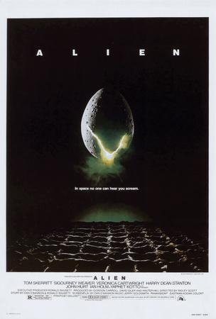 エイリアン(1979年) 高画質プリント