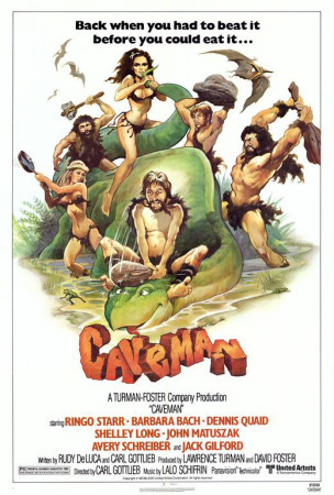 Caveman Photo