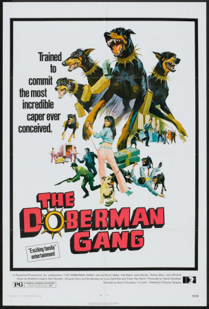 The Doberman Gang Posters