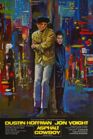 Midnight Cowboy - German Style Posters