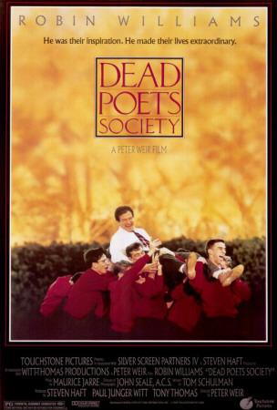 Døde poeters klub Plakater